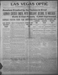 Las Vegas Optic, 11-10-1914 by The Optic Publishing Co.