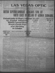 Las Vegas Optic, 11-14-1914 by The Optic Publishing Co.