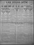 Las Vegas Optic, 11-23-1914 by The Optic Publishing Co.