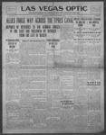 Las Vegas Optic, 12-12-1914 by The Optic Publishing Co.