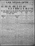 Las Vegas Optic, 12-24-1914 by The Optic Publishing Co.
