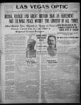Las Vegas Optic, 09-05-1914 by The Optic Publishing Co.