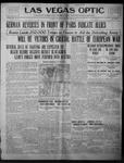 Las Vegas Optic, 09-08-1914 by The Optic Publishing Co.
