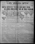 Las Vegas Optic, 09-12-1914 by The Optic Publishing Co.