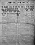 Las Vegas Optic, 09-14-1914 by The Optic Publishing Co.