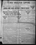 Las Vegas Optic, 09-16-1914 by The Optic Publishing Co.