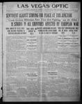 Las Vegas Optic, 09-18-1914 by The Optic Publishing Co.