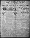 Las Vegas Optic, 09-23-1914 by The Optic Publishing Co.