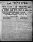 Las Vegas Optic, 10-03-1914 by The Optic Publishing Co.