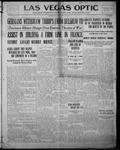 Las Vegas Optic, 10-06-1914 by The Optic Publishing Co.