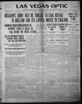 Las Vegas Optic, 10-08-1914 by The Optic Publishing Co.