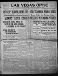 Las Vegas Optic, 10-09-1914 by The Optic Publishing Co.
