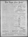 Las Vegas Free Press, 09-03-1892