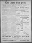 Las Vegas Free Press, 09-09-1892 by J. A. Carruth