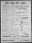 Las Vegas Free Press, 09-19-1892