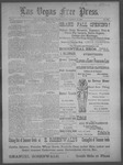 Las Vegas Free Press, 09-22-1892 by J. A. Carruth