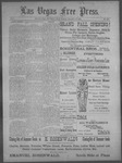 Las Vegas Free Press, 09-23-1892 by J. A. Carruth