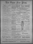 Las Vegas Free Press, 09-26-1892 by J. A. Carruth