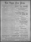Las Vegas Free Press, 09-29-1892 by J. A. Carruth