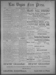 Las Vegas Free Press, 10-03-1892