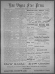 Las Vegas Free Press, 10-05-1892