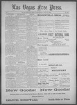 Las Vegas Free Press, 10-11-1892