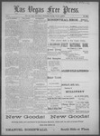 Las Vegas Free Press, 10-12-1892 by J. A. Carruth