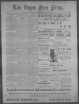 Las Vegas Free Press, 10-19-1892