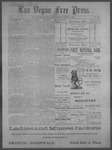 Las Vegas Free Press, 10-24-1892 by J. A. Carruth