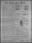 Las Vegas Free Press, 11-01-1892