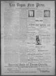 Las Vegas Free Press, 11-05-1892 by J. A. Carruth