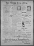 Las Vegas Free Press, 11-15-1892