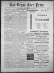 Las Vegas Free Press, 01-08-1892