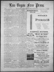 Las Vegas Free Press, 01-13-1892