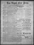 Las Vegas Free Press, 03-01-1892