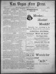 Las Vegas Free Press, 03-03-1892