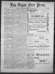 Las Vegas Free Press, 03-05-1892