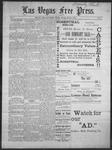 Las Vegas Free Press, 03-08-1892