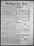 Las Vegas Free Press, 03-09-1892