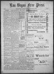 Las Vegas Free Press, 03-10-1892