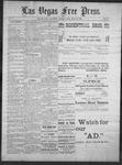 Las Vegas Free Press, 03-15-1892
