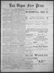 Las Vegas Free Press, 03-16-1892