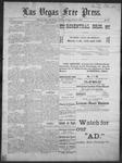 Las Vegas Free Press, 03-17-1892