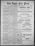 Las Vegas Free Press, 03-19-1892