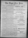 Las Vegas Free Press, 03-23-1892