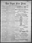 Las Vegas Free Press, 03-28-1892