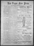 Las Vegas Free Press, 03-30-1892