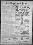 Las Vegas Free Press, 04-06-1892