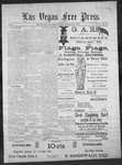 Las Vegas Free Press, 04-07-1892