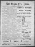 Las Vegas Free Press, 04-08-1892